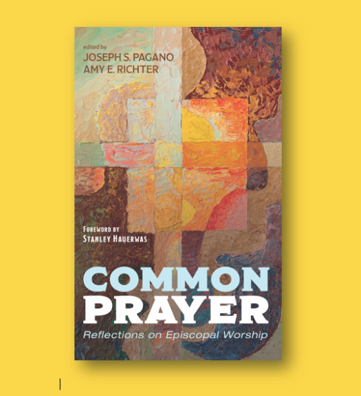Common Prayer book cover